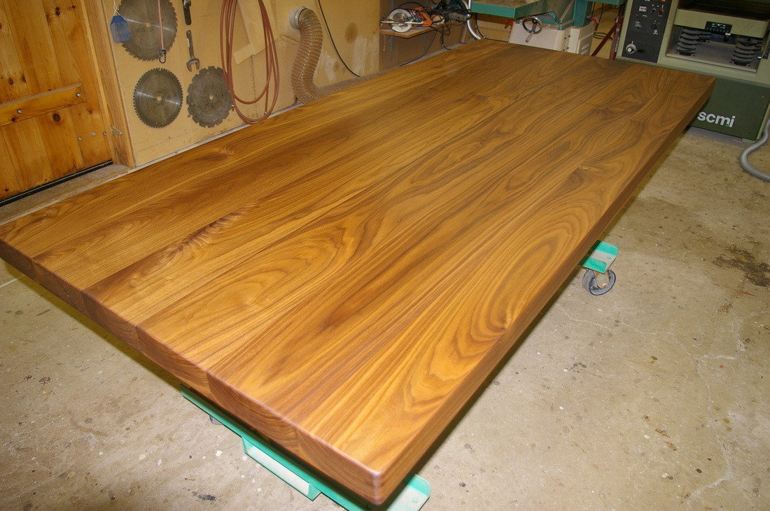 Countertops wood countertops new jersey for Maple slab countertop