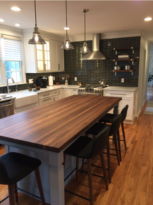 More Countertops - Wood Countertops New Jersey